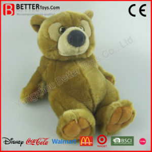 Lifelike Soft Brown Bear Plush Toys pictures & photos