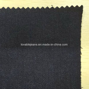 9oz Slub Denim Fabric for Men′s Jeans (WW121) pictures & photos