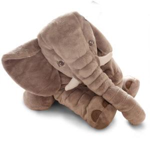 60cm Fashion Animal Elephant Stuffed Pillow Kids pictures & photos