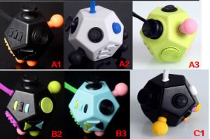 2017 The Latest Model of Fidget Cube to Anti The Stress pictures & photos
