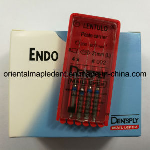 Endodontic Maillefer Lentulo Files/Paste Carrier pictures & photos