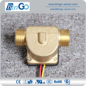 Low Price Quick Connection and Threading Brass Water Flow Sensor, Water Flow Sensor pictures & photos