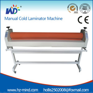 Manual Laminating Machine Laminnator Machine (WD-TS1600) pictures & photos
