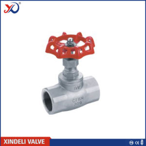 ANSI Stainless Steel Thread Globe Valve pictures & photos