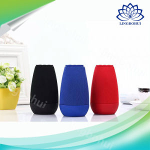 Mesh Design Portable Mini Stereo Wireless Bluetooth Speaker for Mobile pictures & photos