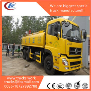 6wd Professional Sanitation Water Loading Trucks pictures & photos
