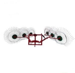 200kg Cheap Price Rotary Mini Hay Rake for Sale pictures & photos