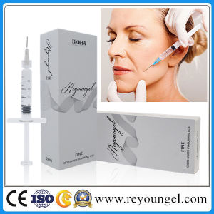 New Arrival Ce Approved Reyoungel Cross-Linked Ha Dermal Filler Injection pictures & photos