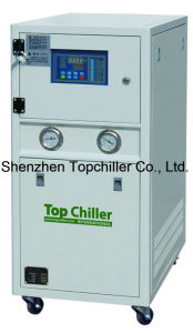 Industrial Portable Oil Cooling Chiller Unit for Lubrication Oil pictures & photos