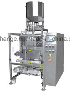 High Speed Shampo Lotion Hand Gel Pouch Packing Machine pictures & photos