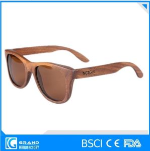 High Quality Promotion Wooden Sunglasses pictures & photos