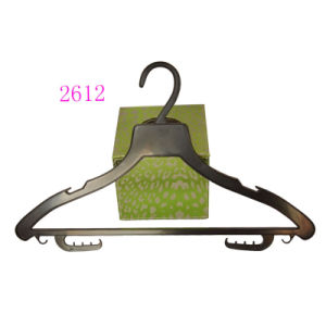 Wholesale Custom 17 Inches No Slip Thin Hangers for Clothes pictures & photos