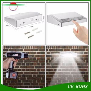 48LED Solar Security Garden Light Solar Outdoor Lamp 760 Lumens PIR Motion Sensor Waterproof Solar Wall Lights pictures & photos