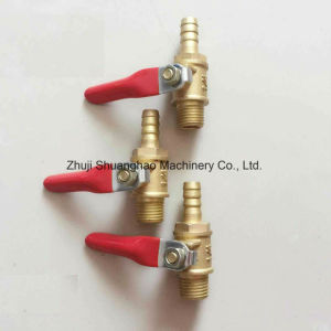 Small Ball Valve Gas Valve pictures & photos