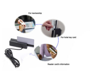 Msr for GPS Tracking Solution to Swipe License pictures & photos