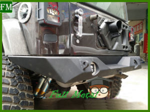 2007-2015 Jk Modified Two Types Poison Spider Bumper pictures & photos