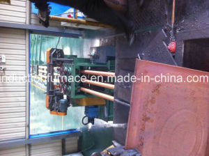 High Output and Efficiency Horizontal Casting Machine for Brass Rod pictures & photos