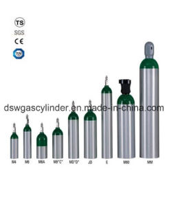 Specification for DOT Serial Aluminium Medical Oxygen Cylinder pictures & photos
