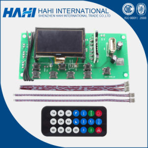 USB TF Card MP3 Decoder Board 12V with FM Radio (G002) pictures & photos