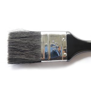Painting Tools 38mm Paint Brush with Natural Pure Bristle and Plastic Handle pictures & photos