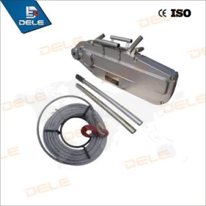 6t Hand Tool Wire Rope Winch pictures & photos