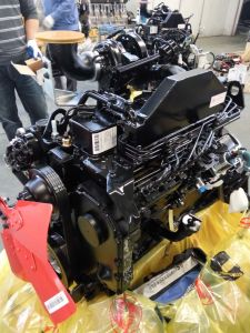 Cummins Engine Assembly 6BTA5.9-C180 From Dcec Engine pictures & photos