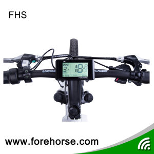 Wireless E-Bike LCD Display for Electric Bike Kit pictures & photos