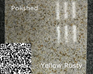 G682 Customized Natural Yellow Rusty Paving Stone pictures & photos