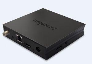 Ipremium Combo S2+ IPTV Box with Bluetooth 1GB RAM 8GB 1.4GHz Set Top Box pictures & photos