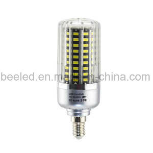 LED Corn Light E14 20 Cool White Silver Color Body LED Bulb Lamp pictures & photos
