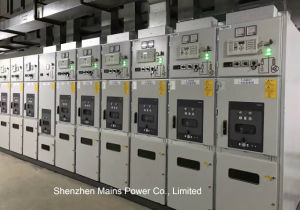 Circuit Breaker Distributor Cabinet Changeover Switch Cabinet Synchronization System pictures & photos