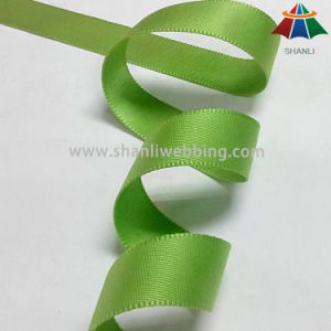 32mm Lime Green Nylon Webbing pictures & photos