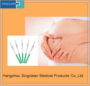 Women HCG Urine Pregnancy Strip pictures & photos