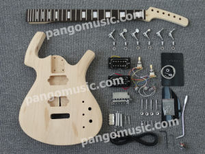 Pango Parker DIY Electric Guitar Kit / DIY Guitar (PPK-520K) pictures & photos