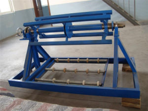 Cheap 3 Ton Steel Coil Simple Metal Decoiler pictures & photos