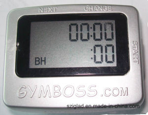 New Style! Waterproof Digital Sports Stopwatch Countdown Timer pictures & photos