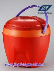 Plastic Injection Dust Bin Mould pictures & photos