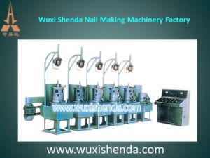 High Speed Low Noise Automatic L Series Dry Type Wire Drawing Machine (LW-1-6/350) pictures & photos