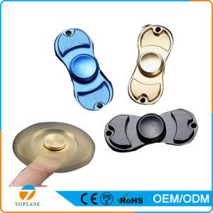Torqbar Brass Relieve Stress Fidget Toys EDC Hybrid Ceramic Bearing Hand Spinner Toy pictures & photos