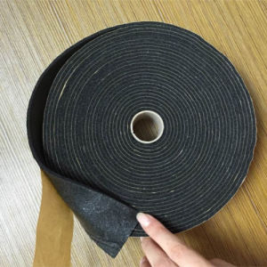 Insulation NBR Rubber Foam Tape for Desert Cooler pictures & photos