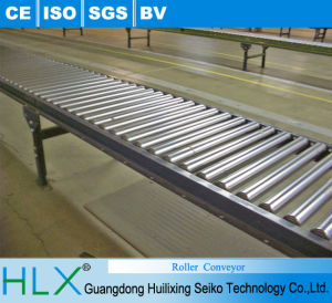 Roller Pallet Conveyor for Assembly Line pictures & photos
