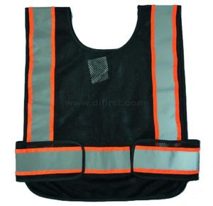 Hi Visibility Reflective Safety Vest pictures & photos