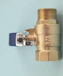 Tap Water Thread Brass Ball Valve pictures & photos