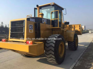 Used Japan Original Cat 966g Wheel Loader (CATERPILLAR 950H 966H Loader) pictures & photos