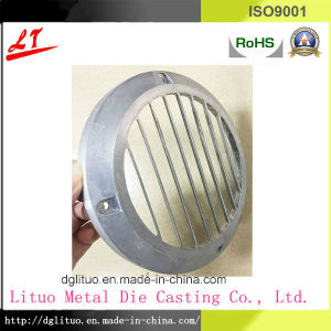 Aluminum Alloy Die Casting Wall Lighting Lamp Shutter/Louver/Blind Parts pictures & photos