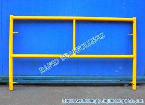 Hot DIP Galvanized European Style Frame Scaffolding pictures & photos