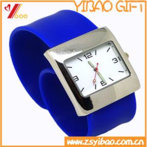 Custom High Quality Fashion Silicone Watch (YB-HR-81) pictures & photos