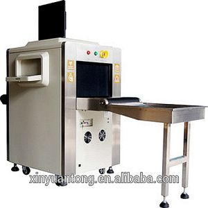 Wholesale Logistics X Ray Inspection Machine for Baggage Scanning pictures & photos