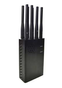 Selectable 8 Bands Portable 3G 4G All Worldwide Phone Signal Jammer pictures & photos