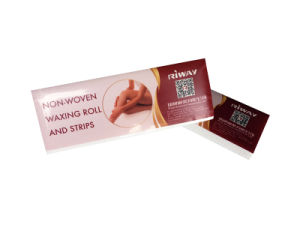 Disposable Waxing Strips Hair Removal Depilatory Wax Strips pictures & photos